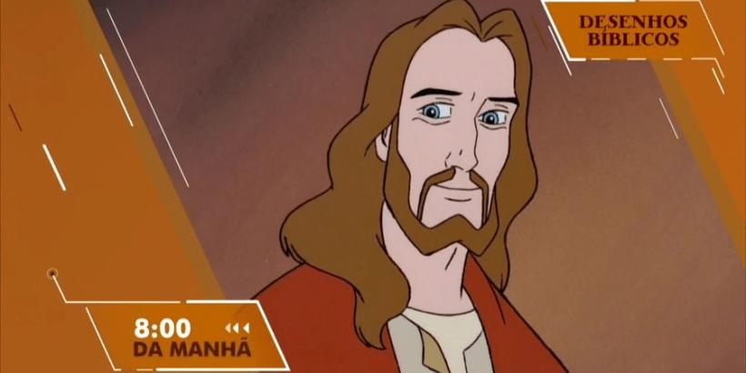 Record Tv Volta A Exibir Desenhos Biblicos Aos Domingos